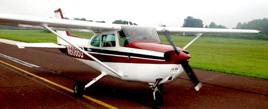 Cessna 172 IFR (N6086G)