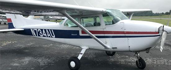 Cessna 172 IFR