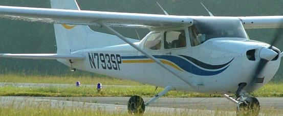 Cessna 172SP IFR