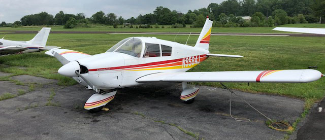 Piper Cherokee 180 IFR